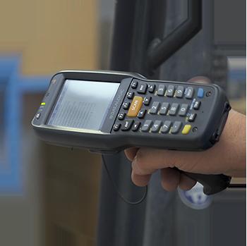 ERP Handheld Device