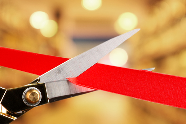 PDI Holds Ribbon cutting for New Company Headquarters