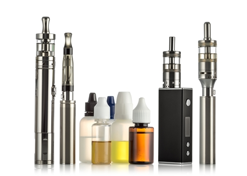 E-cig sales are on the rise.