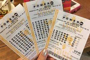 Power Ball tickets