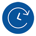Track Hours icon