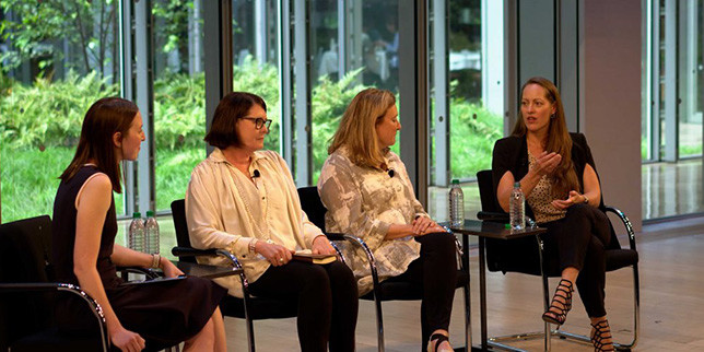 PDI COO Linnea Geiss recently spoke at the inaugural Insight Partners Faces of Change Women's Tech Leadership Summit in New York